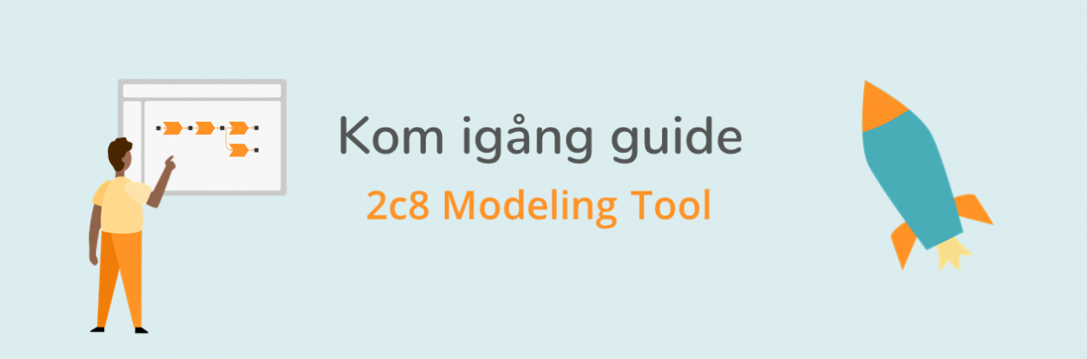Kom igång guide 2c8 Modeling Tool